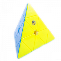 Фото YuXin Little Magic Pyraminx color | Юксин пирамидка - Магазин головоломок Кубик